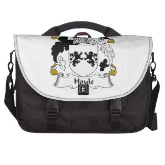 Hoyle Family Crest Laptop Bag