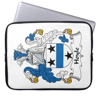 Hoyle Family Crest Laptop Sleeve