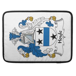 Hoyle Family Crest Sleeve For MacBooks