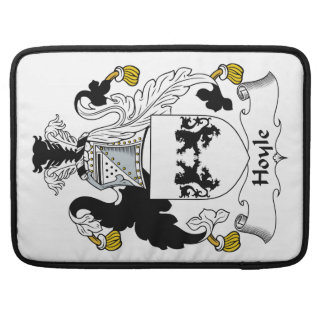 Hoyle Family Crest Sleeve For MacBook Pro