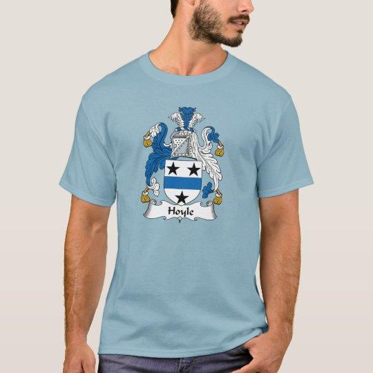 Hoyle Family Crest T-Shirt