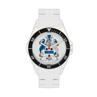 Hoyle Family Crest Wrist Watches