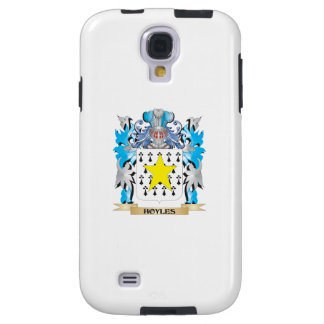 Hoyles Coat of Arms - Family Crest Galaxy S4 Case