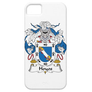 Hoyos Family Crest Case For iPhone 5/5S