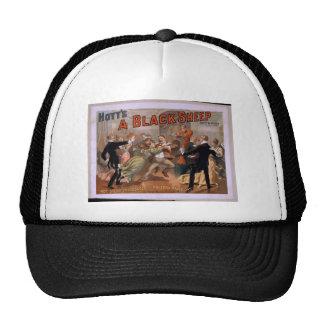 """Hoyt, teatro del vintage """"de una oveja negra"""" gorra"""