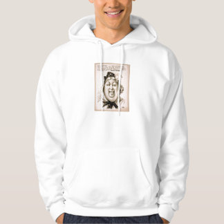 Hoyt's A Hole In The Ground - play c. 1900 Hoodie
