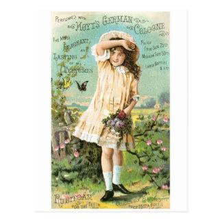Hoyts German Cologne Postcard
