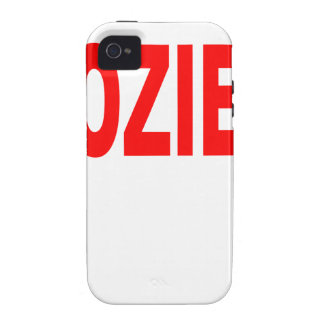 HOZIER VELVETY FLOCK PRINT PREMIUM MEN T-SHIRT.png Case-Mate iPhone 4 Case