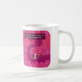 "HP1726, ""Harold's Planet"", shopping, too much, no Classic White Coffee Mug"