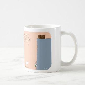 "HP2295 ""Harold's Planet"" Rumi chocolate love Classic White Coffee Mug"