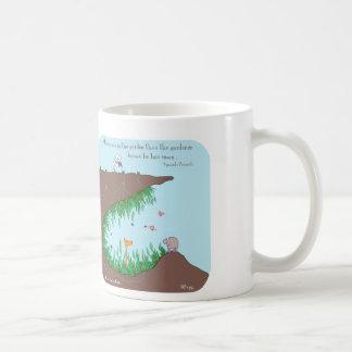 "HP2355 ""Harold's Planet"" growth, garden Coffee Mug"
