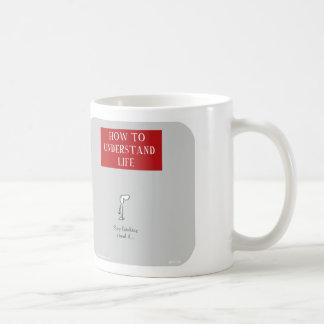 "HP5128, Harold's Planet"" ""how to understand life"", Coffee Mug"