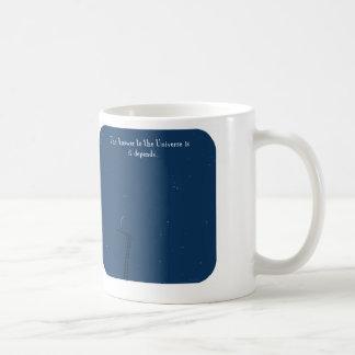 "HP5143, ""Harold's Planet< answer, universe, depend Coffee Mug"