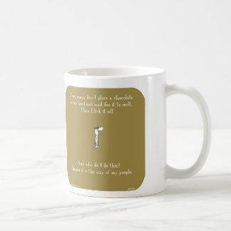 """HP5151, """"Harold's Planet"""", sunny, day, chocolate, Coffee Mugs"""