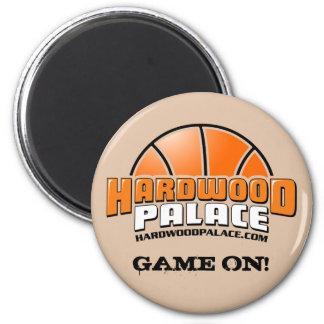 HP Logo 'Game On!' Magnet