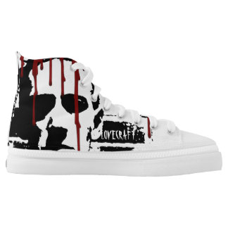HP LOVECRAFT High-Top SNEAKERS