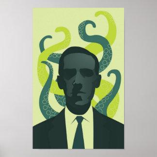 HP Lovecraft Impresiones