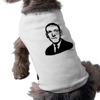 HP Lovecraft Portrait Doggie Tee