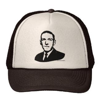 HP Lovecraft Portrait Trucker Hat