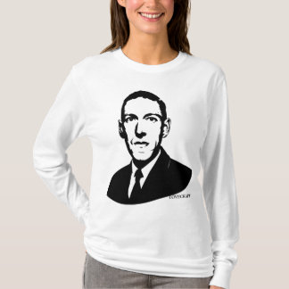 HP Lovecraft Portrait T-Shirt