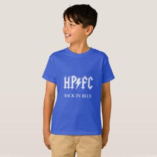 HPFC Back In Blue Kids T-Shirt