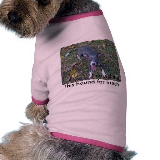 HPIM0033,                 podría comer este perro… Camisetas Mascota