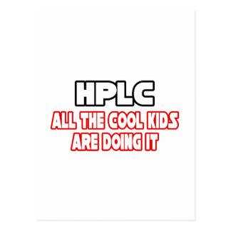 HPLC...Cool Kids Postcard
