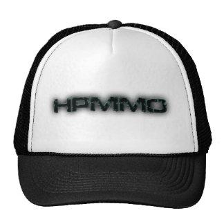 HPMMO en blanco Gorro De Camionero
