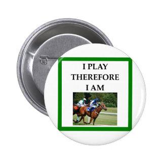 hprse racing button