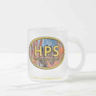 HPS ~ hands of change logo mug