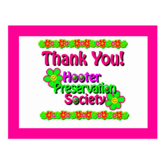 HPS Thank You Note Card