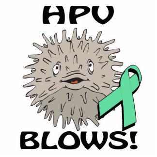 HPV sopla diseño de la conciencia Escultura Fotográfica