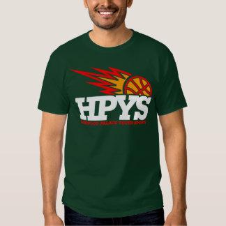 HPYS - Baloncesto (para los t oscuros) Polera