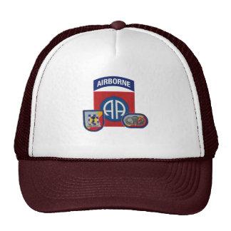 HQ 82D CAB 82D Airborne Hat
