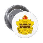 HQ Berlin Brigade Pinback Buttons