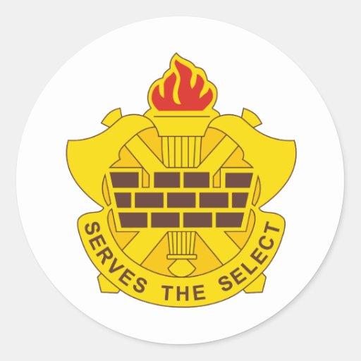 HQ Berlin Brigade Sticker