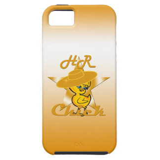 HR Chick #10 iPhone SE/5/5s Case