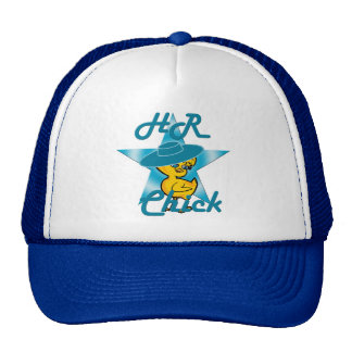 HR Chick #7 Trucker Hat