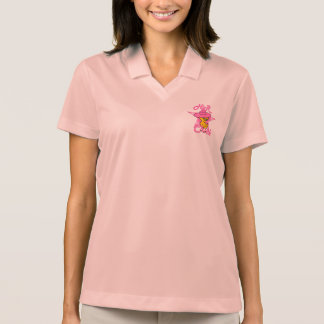 HR Chick #8 Polo Shirt