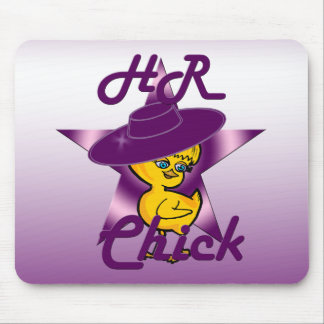 HR Chick #9 Mouse Pad