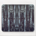 "hr_giger_newyorkcity_XI_exotic-corrected-tiled Mouse Pad<br><div class=""desc"">I love this picture From H.R. Giger.</div>"