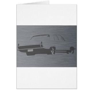 HR Holden Stainless Steel Card