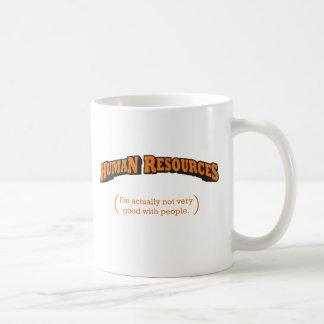 HR / People Coffee Mug