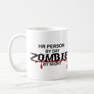 HR Person Zombie Coffee Mug