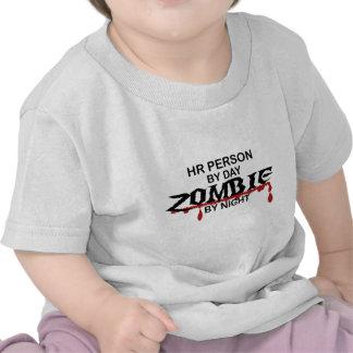 HR Person Zombie T-shirt