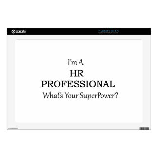 "HR Professional Skin For 17"" Laptop"