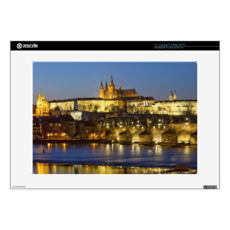 """Hradcany Castle Decals For 15"""" Laptops"""