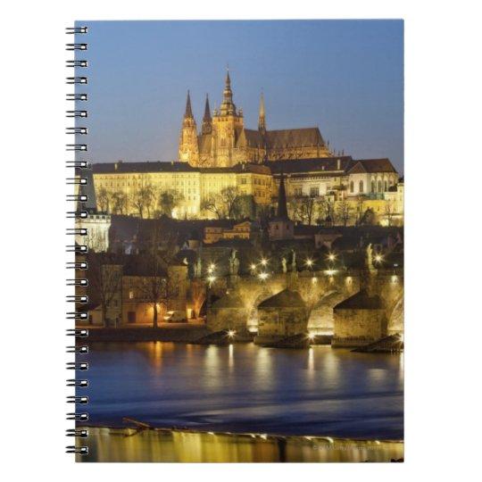 Hradcany Castle Spiral Notebook