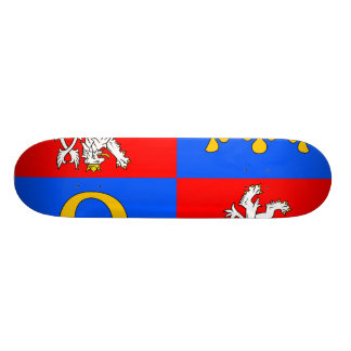 Hradec Kralove Region Czech Skate Deck