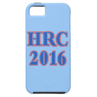 HRC Hillary Rodham Clinton 2016 iPhone 5 Cover